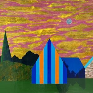 Gathering Sky by James Isherwood