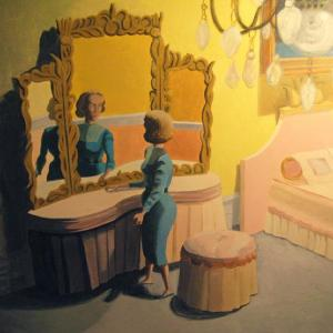 Yellow Room by Kathy Osborn