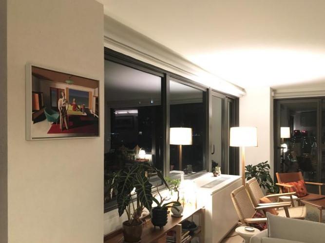 Installation View of Kathy Osborn
