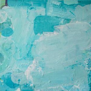 Aquascape by Lisa Fellerson