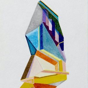 Untitled, Small Works No. 42 by Sasha Hallock