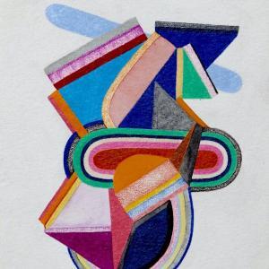 New Sight, Small Works No. 77 by Sasha Hallock
