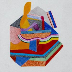 Untitled, Small Works No. 79 by Sasha Hallock