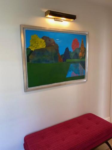 Installation View of James Isherwood