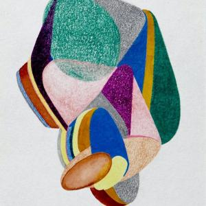 Untitled, Small Works No. 64 by Sasha Hallock