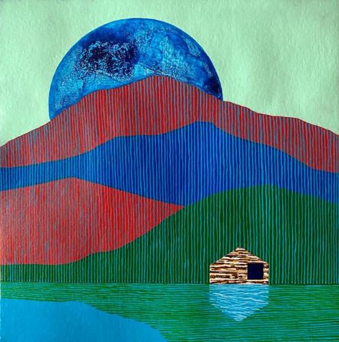 Slow Mountain by James Isherwood