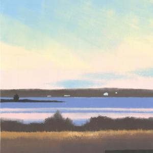 Purple River by Rachel Burgess