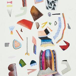 Untitled, Small Collection No. 3 by Sasha Hallock