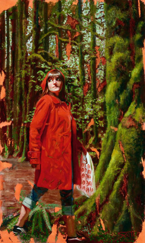Deception in the Woods by Deborah Scott
