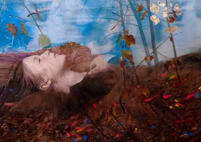 Sleeping Beauty by Audrey Bernstein