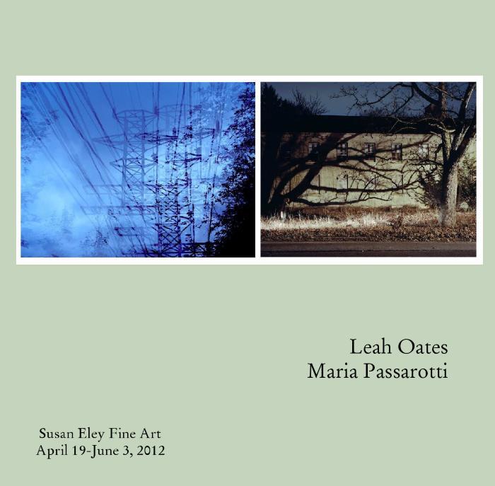 Leah Oates and Maria Passarotti
