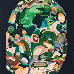 Untitled, Small Vessels No. 4 by Sasha Hallock