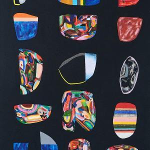 Untitled, Small Vessels No. 6 by Sasha Hallock