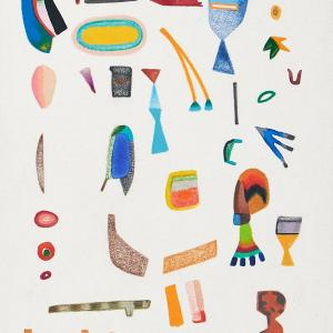 Untitled, Small Collections No. 8 by Sasha Hallock