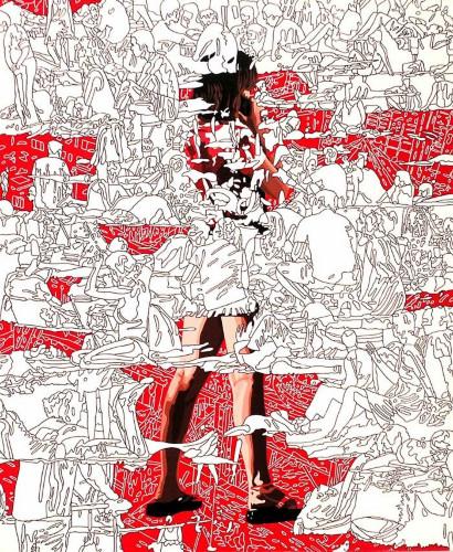 Person-1 by Kentaro Hiramatsu