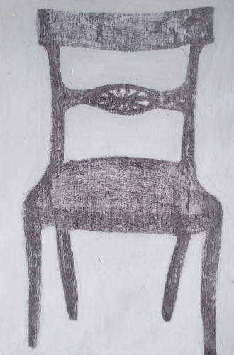 Penreath's Chair by Angela A'Court