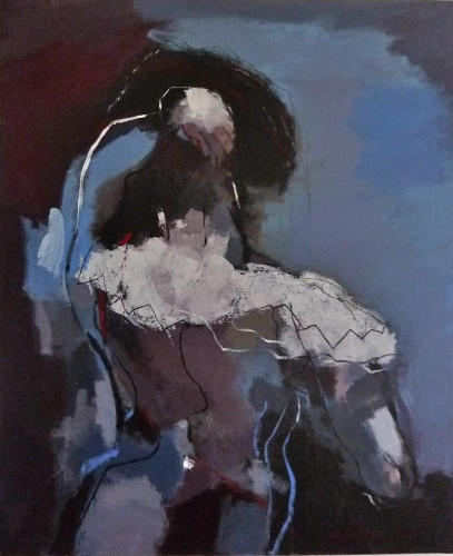 Carmen Bleue by Sarah Picon