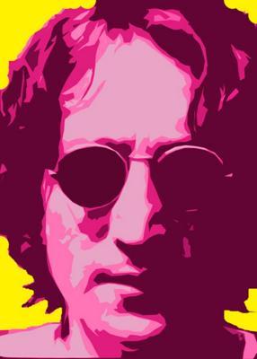 Lennon by Kim Luttrell