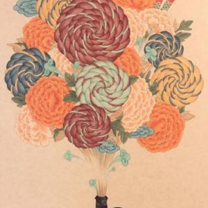 Untitled (Bouquet) by Seongmin Ahn