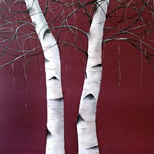 Crimson Lovers by Allison Green