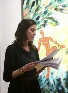 Vica Miller Literary Salon