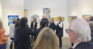 SEFA at Art Toronto and SOFA Chicago 2019