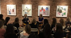 Women of Culture at Space of Belonging