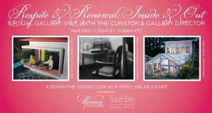 Women of Culture Hosts Virtual Gallery Visit with Curator & Gallery Director