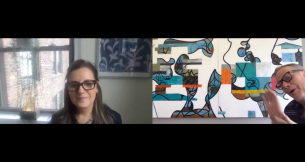 Artists About Artists #2: Angela A'Court interviews Chase Langford