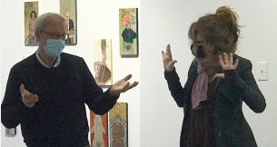 Artists About Artists #4: Deirdre O'Connell & Malcolm Moran
