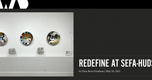 """Redefine"" on womenartdealers.org"