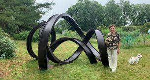 'Uncommon Ground IV' Sculpture Exhibition at Bridge Gardens