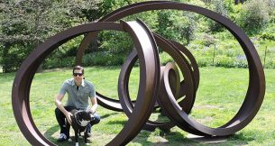 Sculpture Gardens Come Alive