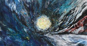 """""""Protracted Silence"""" by Deborah Freedman"""